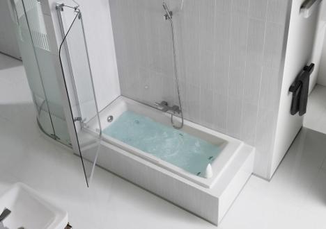 Bañeras Vythos de Roca.