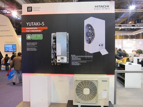Yutaki-S de Hitachi