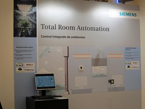 Total Room Automation, de Siemens