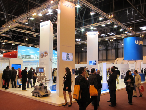 Stand de Uponor