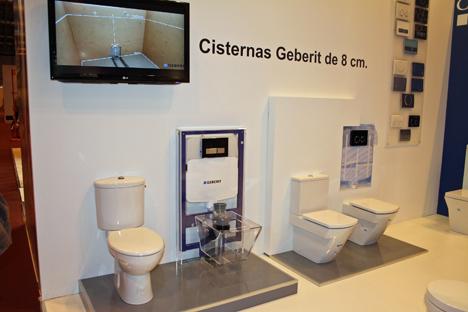 Geberit presente en la decimocuarta edición de la feria internacional Climatización 2011