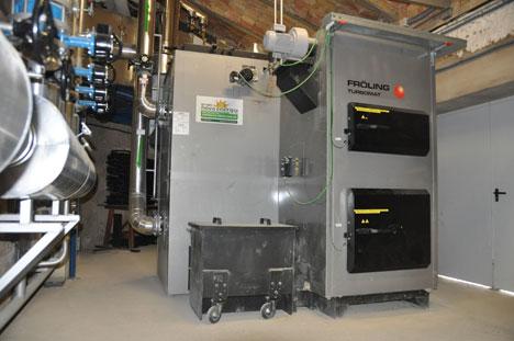 El Ayuntamiento de Las Pedroñeras instala un District Heating de biomasa.