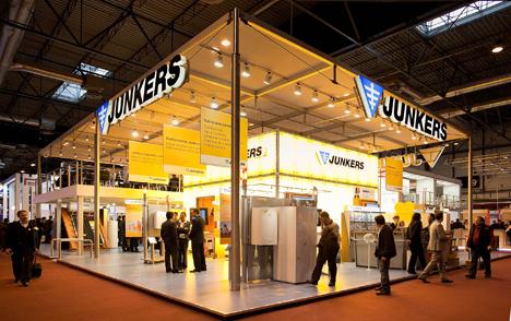 Stand de Junkers en Climatización 2011