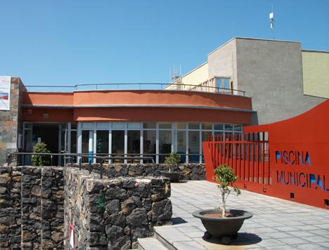 Complejo deportivo y piscina municipal de Icod de los Vinos (Tenerife)