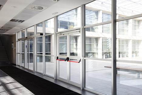 Puerta Millennium FR con RPT de Cortizo