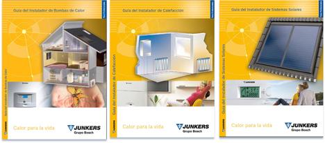 Guías del Instalador de Junkers