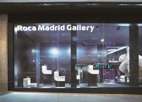 Fotografía: Roca Madrid Gallery 07 y 08: ©Roca