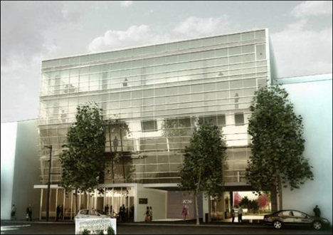 Edificio de Oficinas Julian Camarillo, 36 en Madrid
