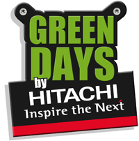 Green Days de Hitachi
