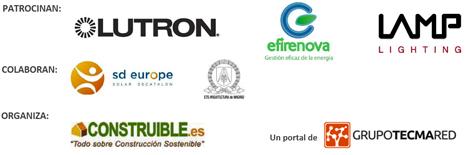 La Jornada Técnica estuvo patrocinada por las empresas Lutron, Efirenova y Lamp Lighting.