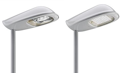 Nueva luminaria Iridum de Philips