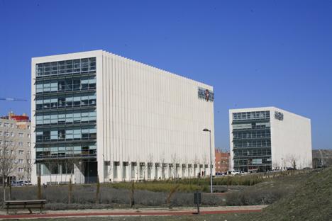 Edificio con máxima calificacíón bioclimática