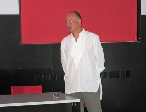 Ignacio Valero, Profesor de la ETSAM y especialista en Iluminación en la Arquitectura.