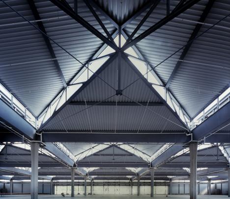 Interior del proyecto de Actiu