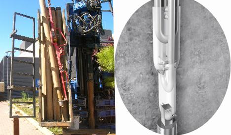 Sondas Raugeo instalación y sondas verticales raugeo