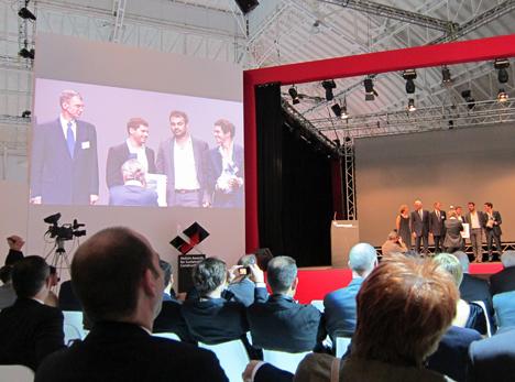 Entrega Holcim Awards Europe Bronce 2011