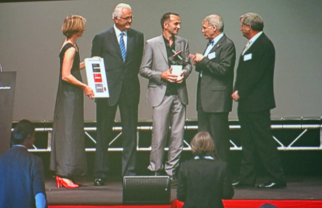 Entrega Holcim Awards Europe Oro 2011
