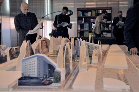 Madrid, diseño urbano sostenible