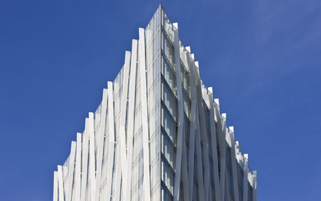 Imagen del edificio Torre Telefónica Diagonal Zero Zero