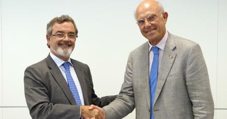 Acuerdo entre Iberdrola y la Universidad de Cantabria