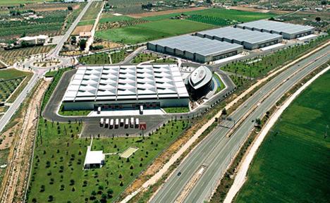 Parque tecnológico de Actiu