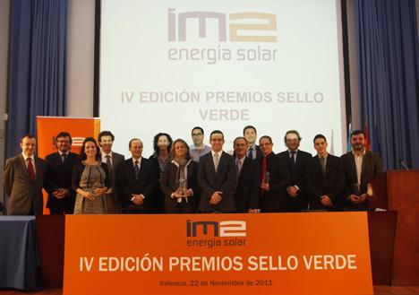 Premios Sello Verde en su IV Edición