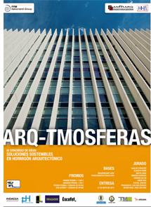 """Concurso """"ARQ-TMOSFERAS: Soluciones sostenibles en hormigón arquitectónico"""""""