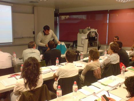El primer curso Passivhausen España en Barcelona
