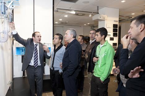 Geberit ha inaugurado su nuevo Centro de Información en Bilbao