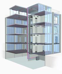 El sistema de forjados activos (Thermally Active Building, TAB, Uponor