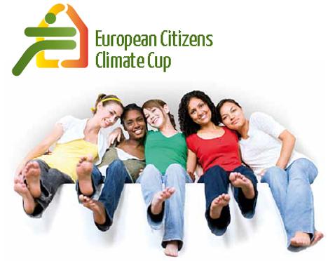 Competición Europea de ciuadadanos por el cambio climático