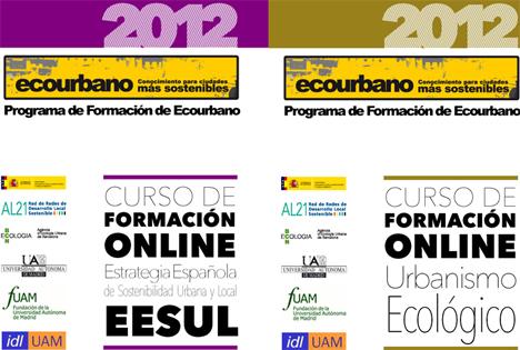 Formación on line, Ecourbano