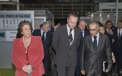 Inauguración Feria Novabuild