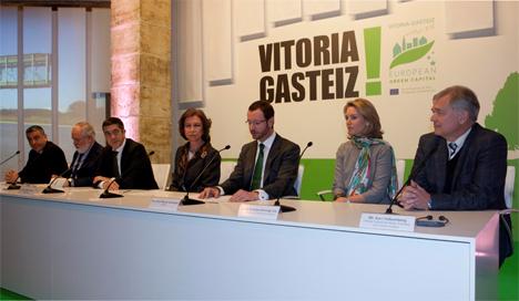 Su Majestad la Reina Doña Sofía ha presidido esta inauguración, en calidad de presidenta del Comité de Honor de Green Capital