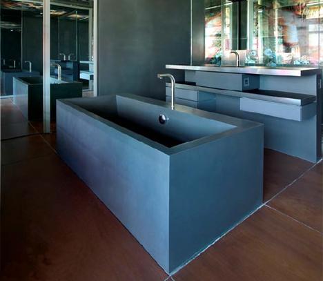 Midnight Grey, escogido por el reconocido arquitecto Jean Nouvel para su proyecto en el Hotel Puerta América en Madrid