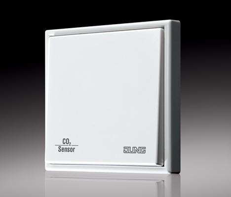 Sensor de calidad de aire KNX