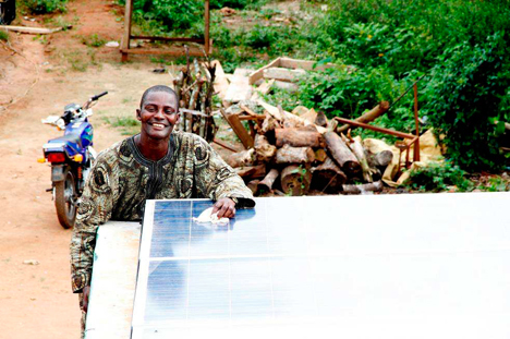 Villasol, proyecto de Schneider Electric en Nigeria