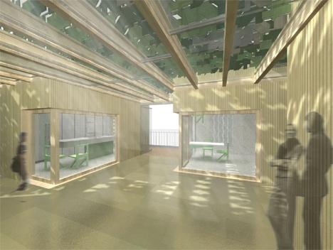 """""""Patio 2.12"""" es el nombre del prototipo arquitectónico que Andalucía Team"""