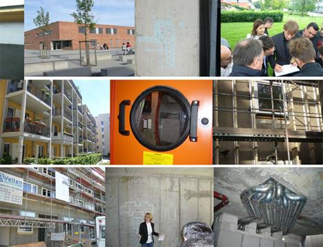Imágenes del viage organizado por Energihaus en 2011