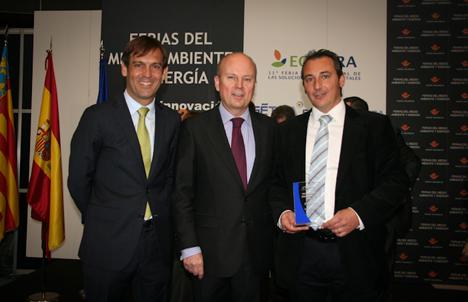 Lledó recibe el Premio Novabuild Innovación