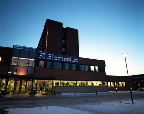 Sede Central de Electrolux, Estocolmo