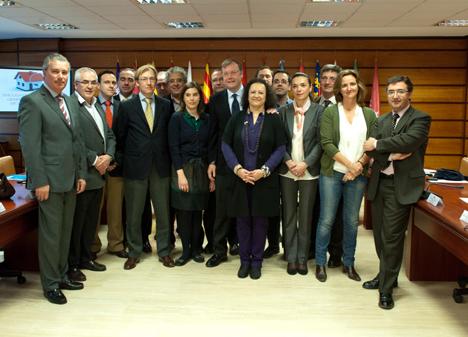 encuentro de directores generales de Vivienda de las Comunidades Autónomas