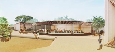 """""""Entorno excepcional"""" – Holcim Award Gold para el proyecto de una escuela en Burkina Faso"""