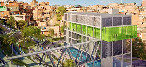"""""""Oportunidades para la comunidad"""" – Silver Award para un centro de la comunidad en Brasil"""