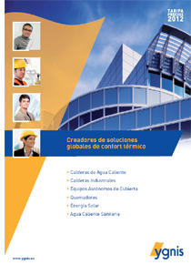 Catálogo Ygnis
