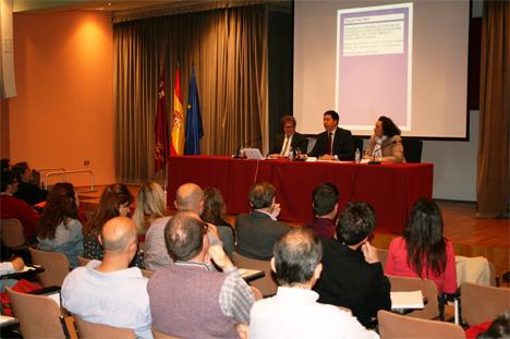 Inauguración seminario 'Creación de Entidades de Control de Calidad en la Edificación en Eficiencia Energética'