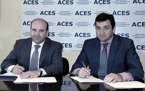 Firma del Convenio ACES-QSostenible