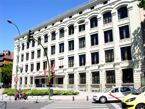 Sede de la Empresa Municipal de Vivienda y Suelo (EMVS) del Ayuntamiento de Madrid
