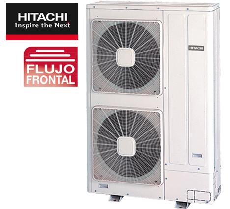 VRF Set Free Mini de Hitachi