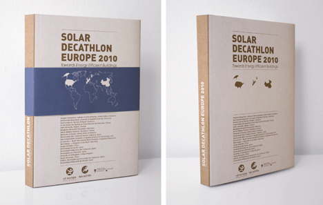"""Libro del Solar Decathlon Europe """"Hacia edificios de uso de energía eficiente"""""""